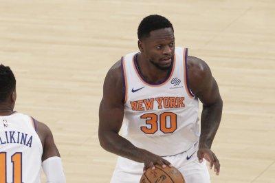 New York Knicks' Julius Randle wins NBA's Most Improved Player award