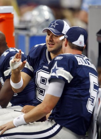 Romo availability unclear for next week