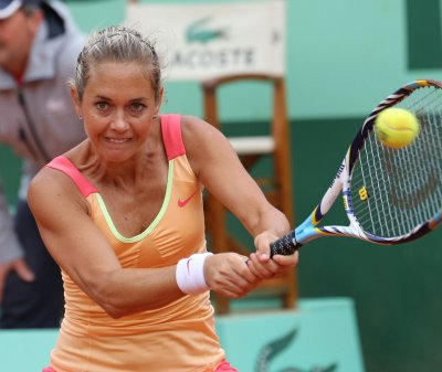 Zakopalova among winners in Paris