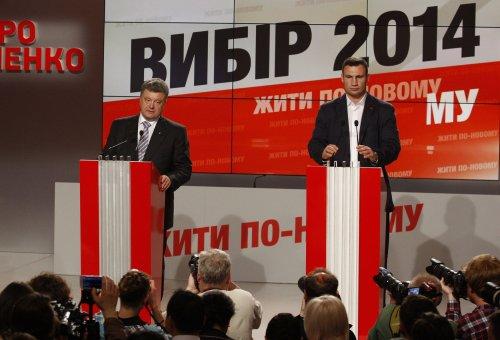 Euromaidan leader and former professional boxer now mayor of Kiev