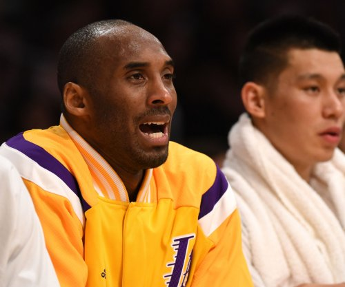 Kobe Bryant expected to miss rest of season