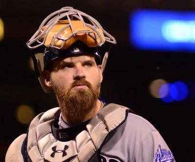 Justin Upton's blast caps San Diego Padres' stunning rally vs. New York Mets
