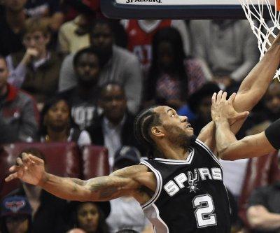 Kawhi Leonard leads San Antonio Spurs over Orlando Magic