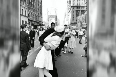 Greta Friedman, nurse in iconic Times Square kissing photo, dies