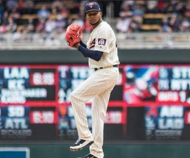 Ervin Santana's one-hit gem sends Minnesota Twins past Chicago White Sox
