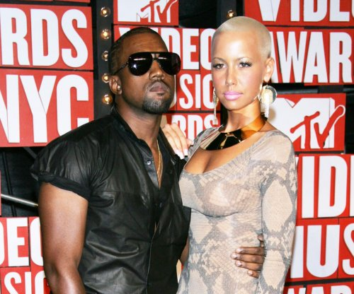 Amber Rose says she was 'heartbroken' after Kanye West split