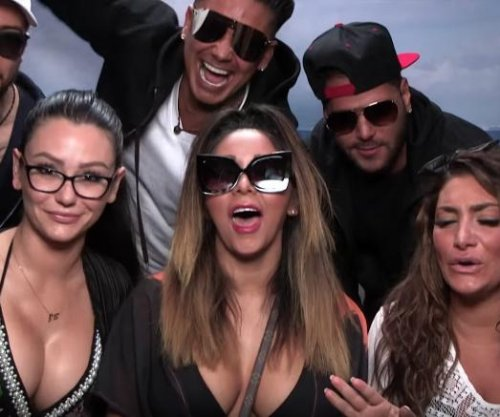 'Jersey Shore' stars 'let loose' in 'Family Vacation' trailer