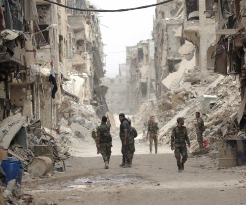 Assad-allied forces intensify offensive in Syria's rebel-held areas