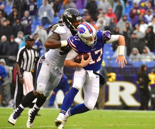 Bills QB Josh Allen is week-to-week with elbow injury