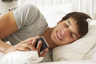 Teen sexting associated with other risky behaviors