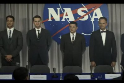 'The Right Stuff' space drama to premiere Oct. 9 on Disney+