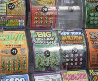 Lost $250,000 lottery ticket found under winner's dresser