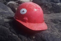 Hard hat lost in Massachusetts washes up on Portuguese island