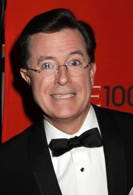 Colbert gives super PAC funds to charities