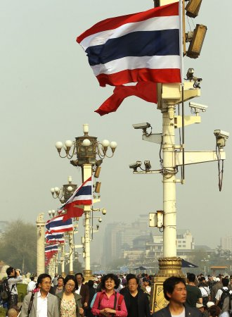 Thailand considers tourist ID wristbands to protect visitors