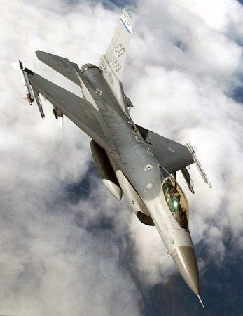 CPI Aerostructures resuming work on F-16 wings