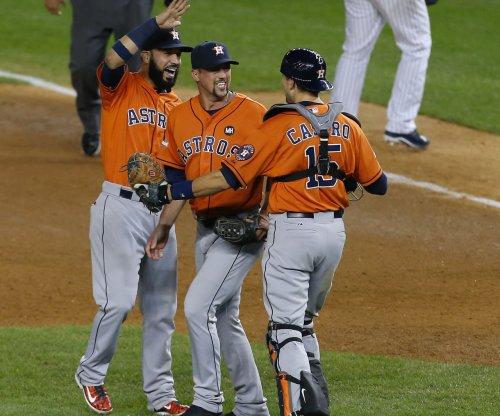 Dallas Keuchel, Houston Astros blank New York Yankees for AL wild-card win