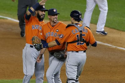Dallas Keuchel, Houston Astros blank New York Yankees for AL wild-card win