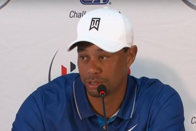 Tiger Woods revisits past, ponders future
