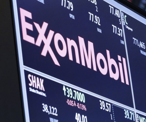 Exxon posts profit, but not a very strong one