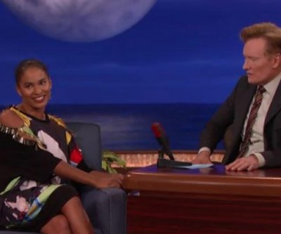 Joy Bryant lost her virginity on the same street as her honorary sign in the Bronx