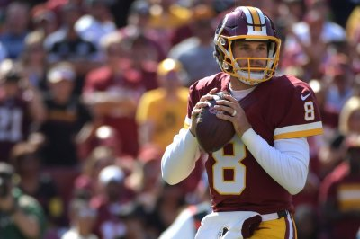 Washington Redskins' Kirk Cousins shows off humor in mic'd up training camp sessions