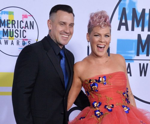Pink says she parents with 'affection': 'We laugh a lot'
