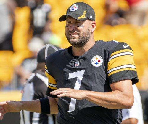 Pittsburgh Steelers' Ben Roethlisberger has left pectoral injury