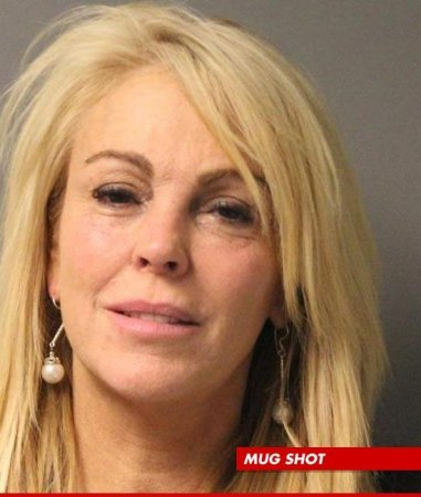 Dina Lohan loses license for a year following DWI sentence