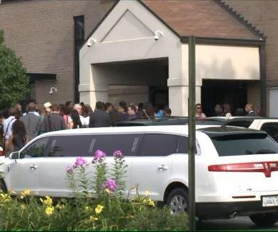 Sandra Bland remembered at funeral in hometown Chicago church