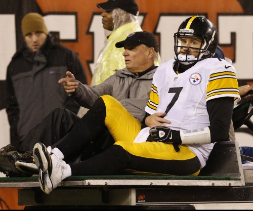 Big Ben Roethlisberger, Antonio Brown limited in Pittsburgh Steelers practice
