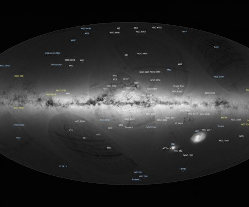 Gaia space telescope charts billion-star map in 3D