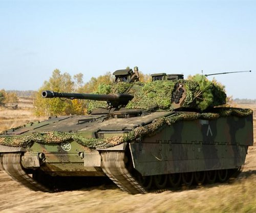 Estonia receives first armored vehicles from Netherlands