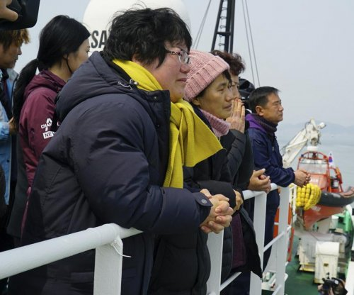 South Korea says Sewol ferry remains are animal bones
