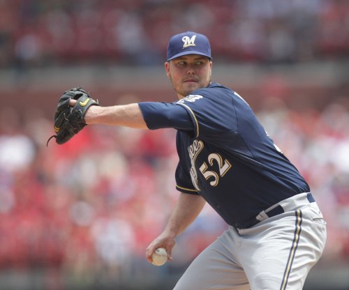 Jimmy Nelson guides Milwaukee Brewers past San Francisco Giants