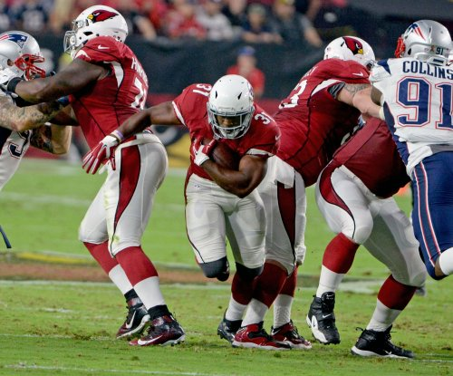 NFL notebook: Arizona Cardinals RB David Johnson exits with injury