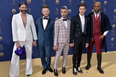 'Queer Eye's Tan France 'grateful' to become a U.S. citizen