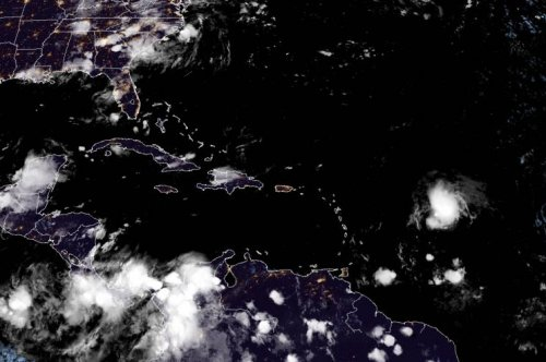 Tropical Storm Josephine forms, shatters another Atlantic hurricane season record