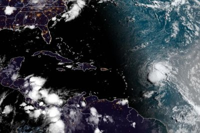 TS Josephine expected to run into weather hurdles, but not land