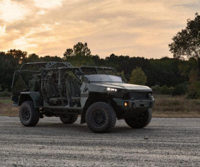 Army receives first Infantry Squad Vehicle in Michigan