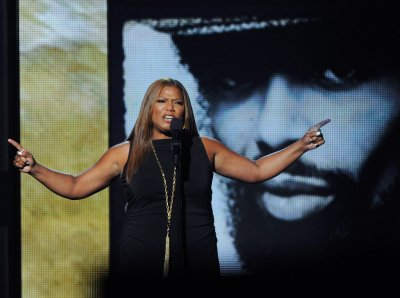 Latifah, Thiessen bound for 'Dancing'?