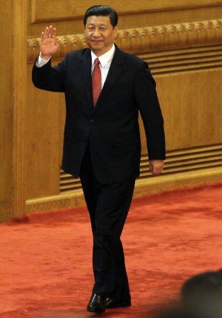 Xi Jinping heads China's new leadership