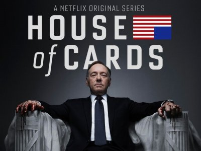 'House of Cards' gets third season from Netflix