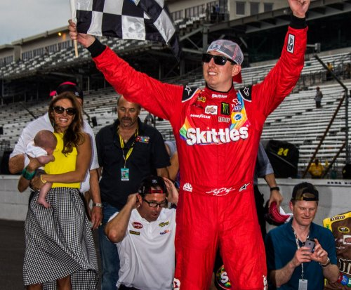 Kyle Busch grabs overtime Xfinity win at Bristol