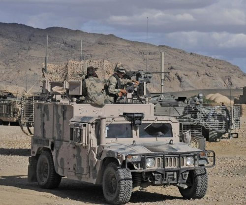 AM General gets $356 million to provide Humvees for Afghanistan
