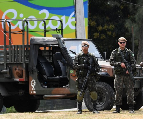 Rio de Janeiro boosts Olympic police force by over 30% to nearly 14,000