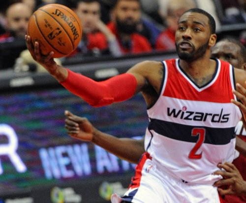 Watch: John Wall slaps Jae Crowder after nose-boop