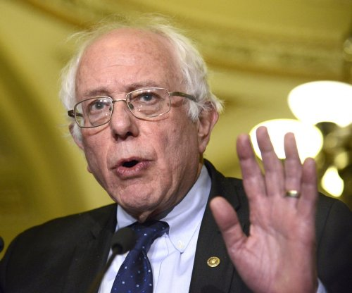 Sanders joins UAW rally at Mississippi Nissan factory
