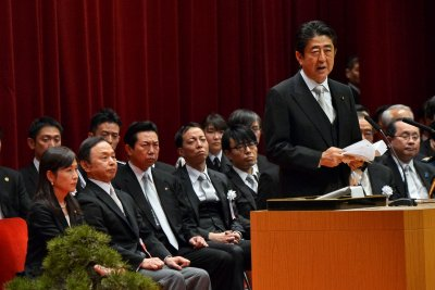 Shinzo Abe's Korea refugee comments draw rebuke from Seoul