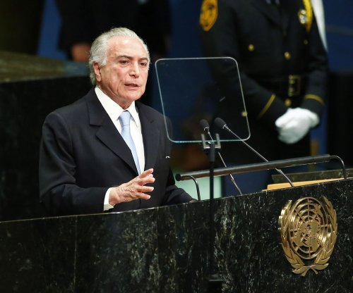 Brazil court acquits President Temer in campaign fund case